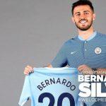 Bernardo Silva y sus impresiones en Manchester
