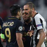Juventus 2-1 Mónaco: Con la cabeza bien alta