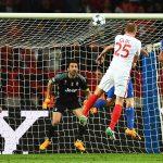 Mónaco 0-2 Juventus: Un muro infranqueable