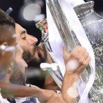 Benzema vuelve a mirar a Deschamps