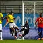 Falcao logró un récord con Colombia