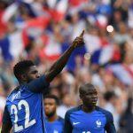 Umtiti consigue un logro con Francia