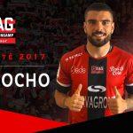 Pedro Rebocho firma con el Guingamp