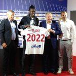 Bertrand Traoré, nuevo jugador del Lyon