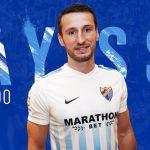 Baysse, nuevo jugador del Málaga