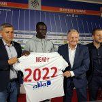 El Lyon anuncia su tercer fichaje
