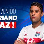 Mariano es nuevo delantero del Lyon