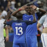 Francia 3-2 Inglaterra: Noche de sentimientos