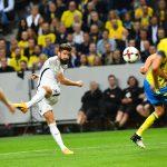 Suecia 2-1 Francia: Toivonen mete en apuros a Francia