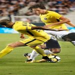 Un jugador del PSG salió lesionado