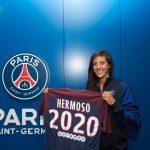 Jennifer Hermoso es nueva jugadora del PSG