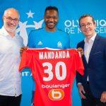Mandanda vuelve a Marsella