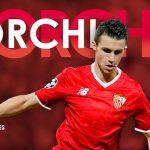 Corchia es oficialmente del Sevilla