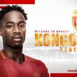 Kongolo refuerza el Mónaco