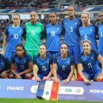 WEURO2017: Las 23 jugadoras francesas
