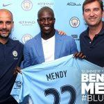 Benjamin Mendy, nuevo lateral del Manchester City