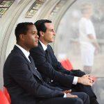 Emery, culpable de la marcha de Kluivert del PSG