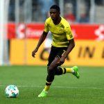 Dembélé se pelea con un compañero del Dortmund
