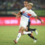 Mariano escoge dorsal en el Lyon
