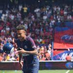 Sigue sin llegar el transfer de Neymar