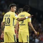 Guingamp 0-3 PSG: Neymar tiene el debut soñado
