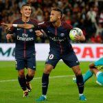 PSG 6-2 Toulouse: Neymar homenajea a Matuidi