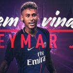 Neymar es oficialmente del PSG
