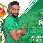 Ryad Boudebouz, nuevo jugador del Betis