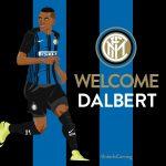 Dalbert, nuevo lateral del Inter