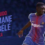 Ousmane Dembélé, nuevo jugador del Barça