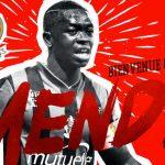 Nampalys Mendy vuelve al Niza