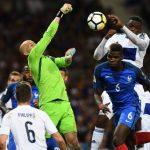 Francia 0-0 Luxemburgo: Dominio sin premio
