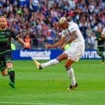 Lyon 2-1 Guingamp: Mariano suma y sigue