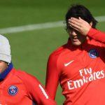 Paz entre Neymar y Cavani; Emery ya ha tomado la decisión