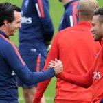 Emery no puede parar a Neymar