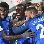 Bulgaria 0-1 Francia: Demasiado sufrimiento