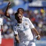Zidane, contento con el regreso de Benzema