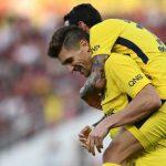 Dijon 1-2 PSG: Meunier salva los muebles
