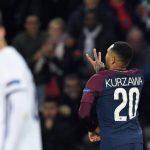 PSG 5-0 Anderlecht: Kurzawa se lleva tres