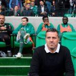 Óscar García abandona el Saint-Etienne