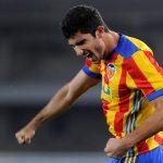 Gonçalo Guedes se siente feliz en Valencia