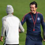 Reunión entre Neymar y Emery