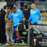 Europa League: El OM pierde el combate; el Lyon acaricia su pase