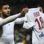 Fékir busca comprensión con Messi y Ronaldo