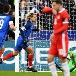 Francia 2-0 Gales: Test aprobado con nota