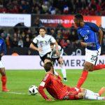 Alemania 2-2 Francia: Ya toca mirar al 2018