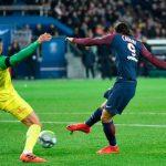 PSG 4-1 Nantes: Cavani guía hacia la victoria