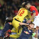 Mónaco 1-4 Leipzig: Ridículo y eliminación de Europa