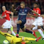 Mónaco 1-2 PSG: Mbappé no quiso abrir más la herida