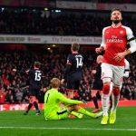 El logro que conquistó Olivier Giroud con el Arsenal